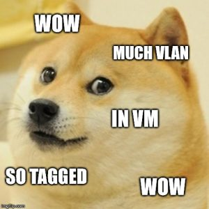 Hyper-V in Guest tagging / virtual Guest tagging