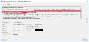 Update Storefront 3.14 auf 3.15
