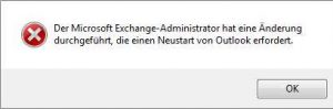 Migration von Exchange am Client