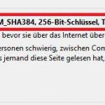 Netscaler Firefox TLS1.3