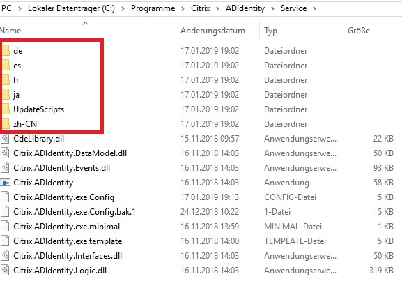Citrix AD-Identitätsdienst startet nicht - Jan's Cloud -