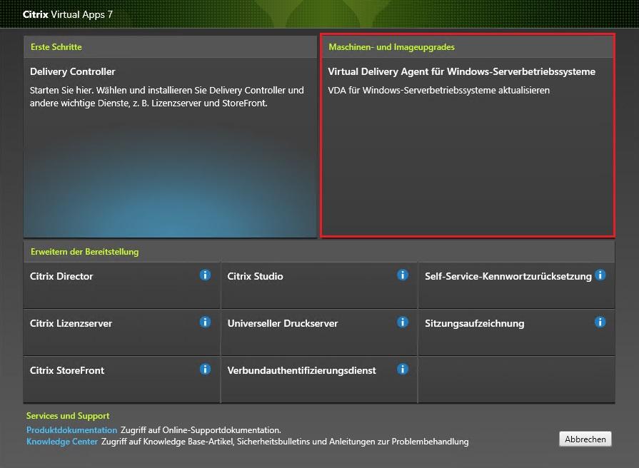 Citrix Virtual Apps & Desktop VDA 1903 01
