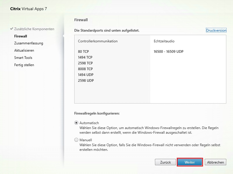 Citrix Virtual Apps & Desktop VDA 1903 03