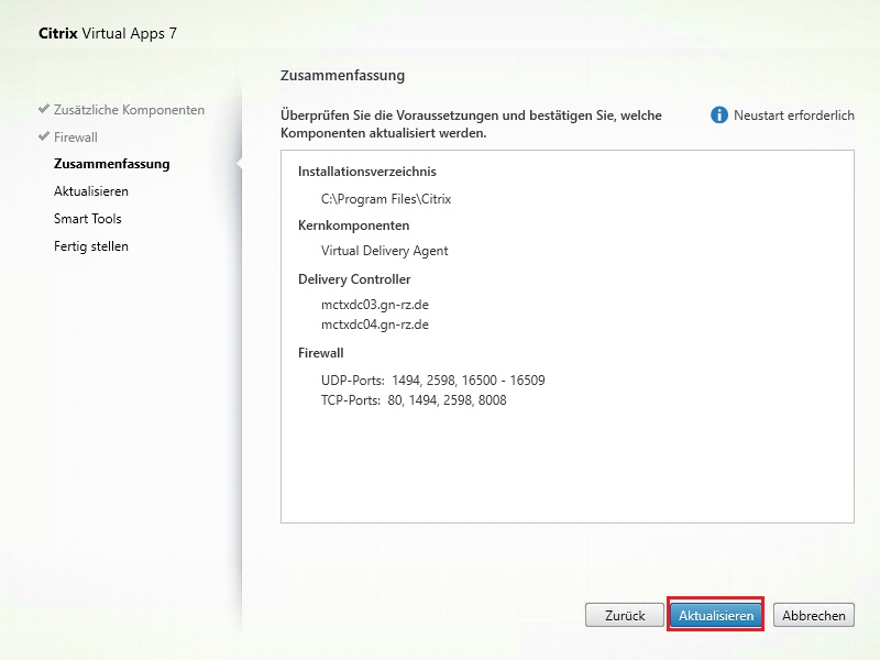 Citrix Virtual Apps & Desktop VDA 1903 04
