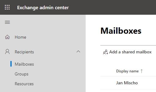 Plus Adressing jetzt in Exchange online verfügbar